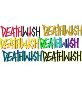 deathwish deathwish deathspray 6.5in sticker
