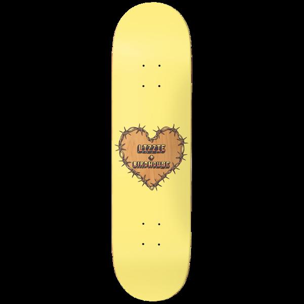 birdhouse la heart protection 8.0 deck