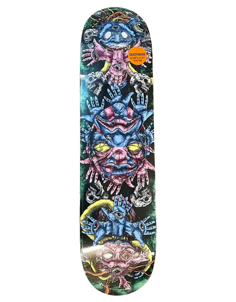 deathwish nw controlled chaos twin 8.125 deck