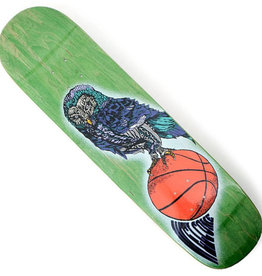 welcome skateboards hooter shooter on bunyip 8.0 deck