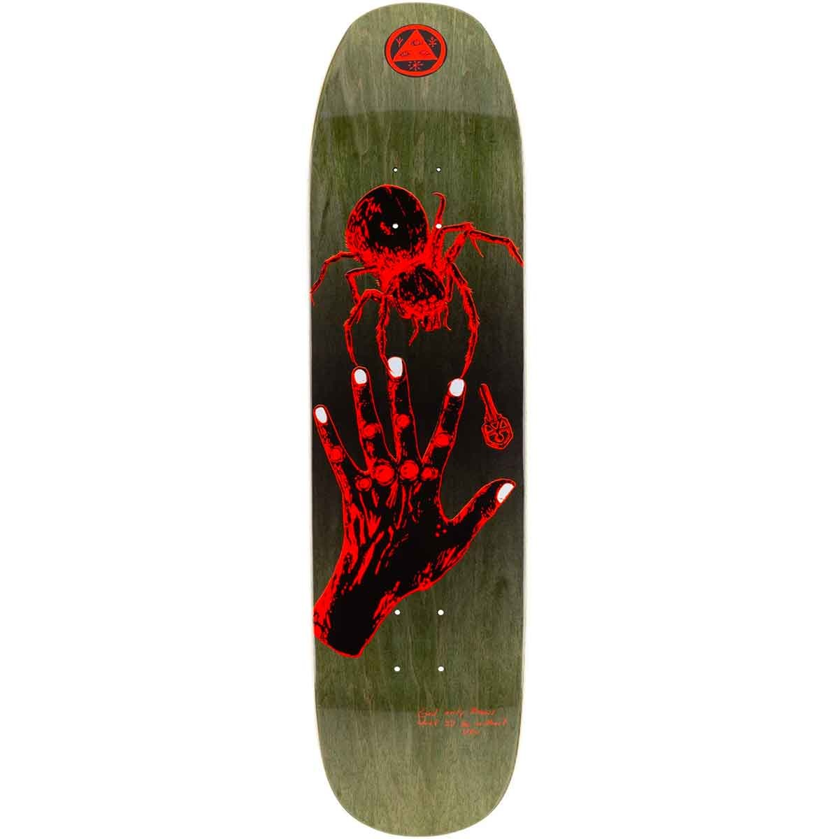welcome skateboards gateway on son of moontrimmer 8.25 deck