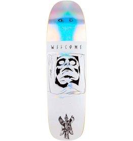 welcome skateboards pazuzu on golem 9.25 deck