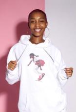 proper gnar proper gnar uniformed skater girl hoodie