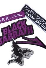 lakai black sabbath x lakai patch kit