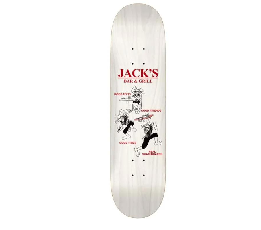 real jack goodtimes 8.38 deck