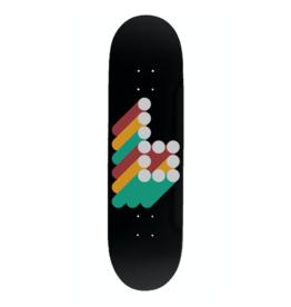 braille 3d b logo 8.0 deck