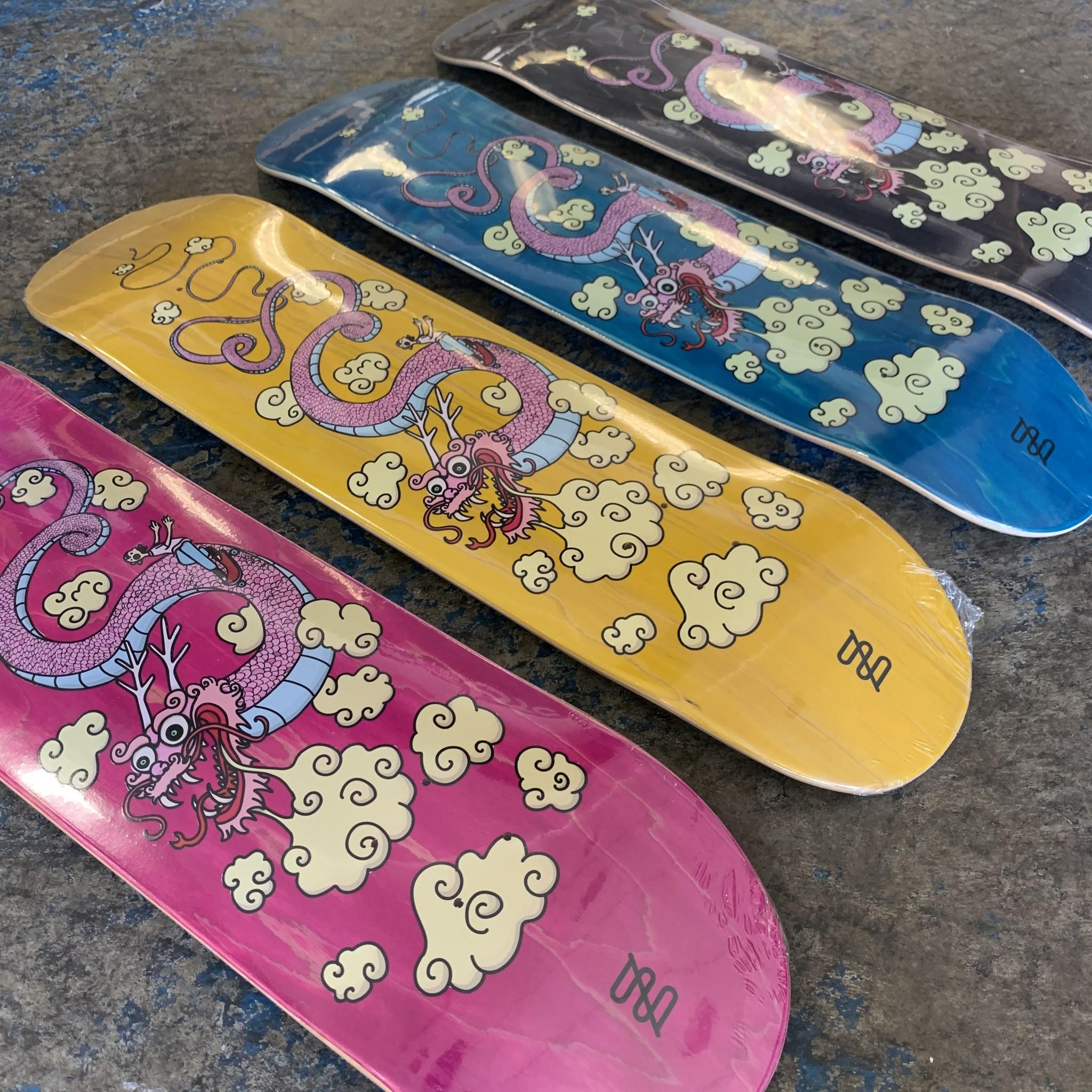 studio skate supply chartoonz dragon 9.0 deck