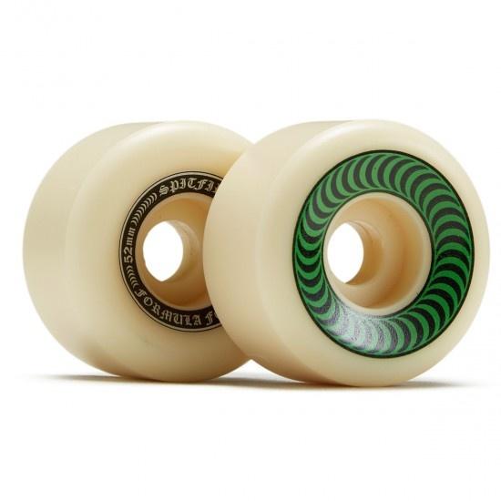 spitfire f4 99 og classic natural 52mm wheels