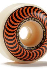 spitfire f4 99 classic 53mm orange wheels