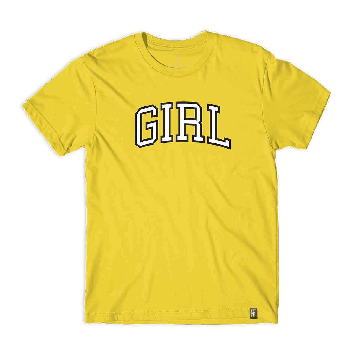 girl youth arch tee