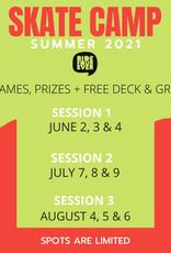 Summer Skate Camp