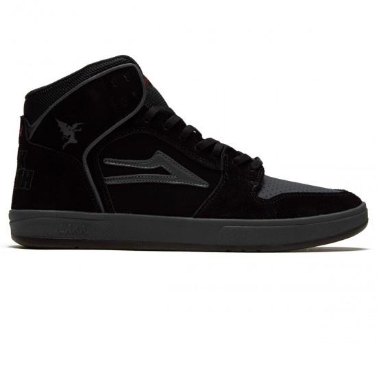 lakai lakai telford black sabbath shoe