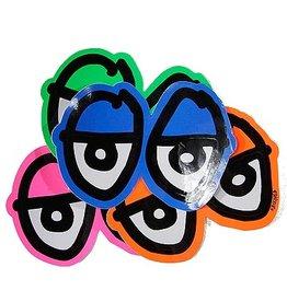 krooked krooked eyes 6in sticker