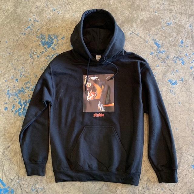 studio skate supply youth studio pincher pullover hoodie