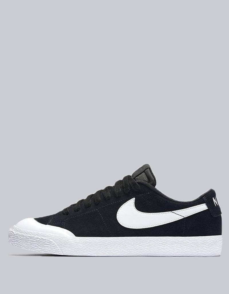 b9a0e71b45ad23 Nike SB - sb blazer zoom low xt shoe - black white gum - RideFourEver