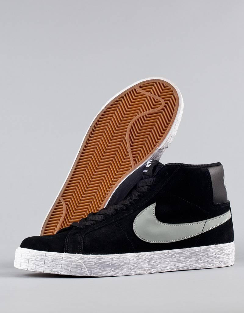 a11d13f290b0 Nike SB - Blazer SB Premium SE Shoe - Base Grey Black White ...