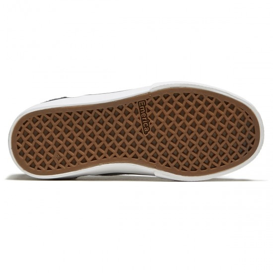 emerica the wino g6 slip on youth shoe