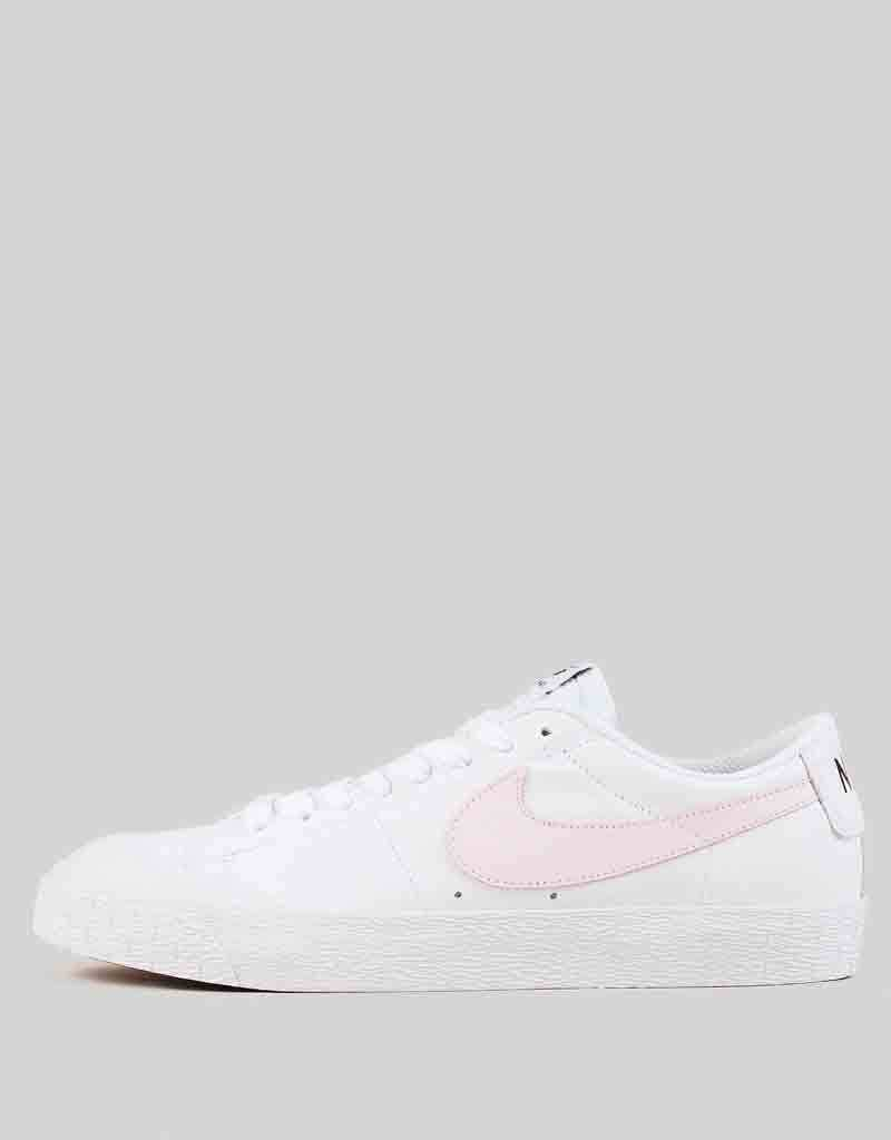 b1be5af07cd3 Nike SB - blazer zoom low xt - white prism pink - RideFourEver