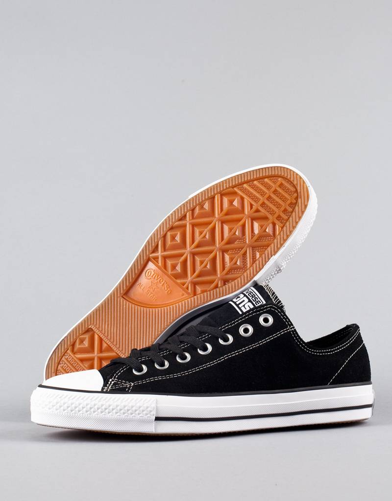 9683374d1b5c83 CONS - ctas pro ox shoe - black white - RideFourEver