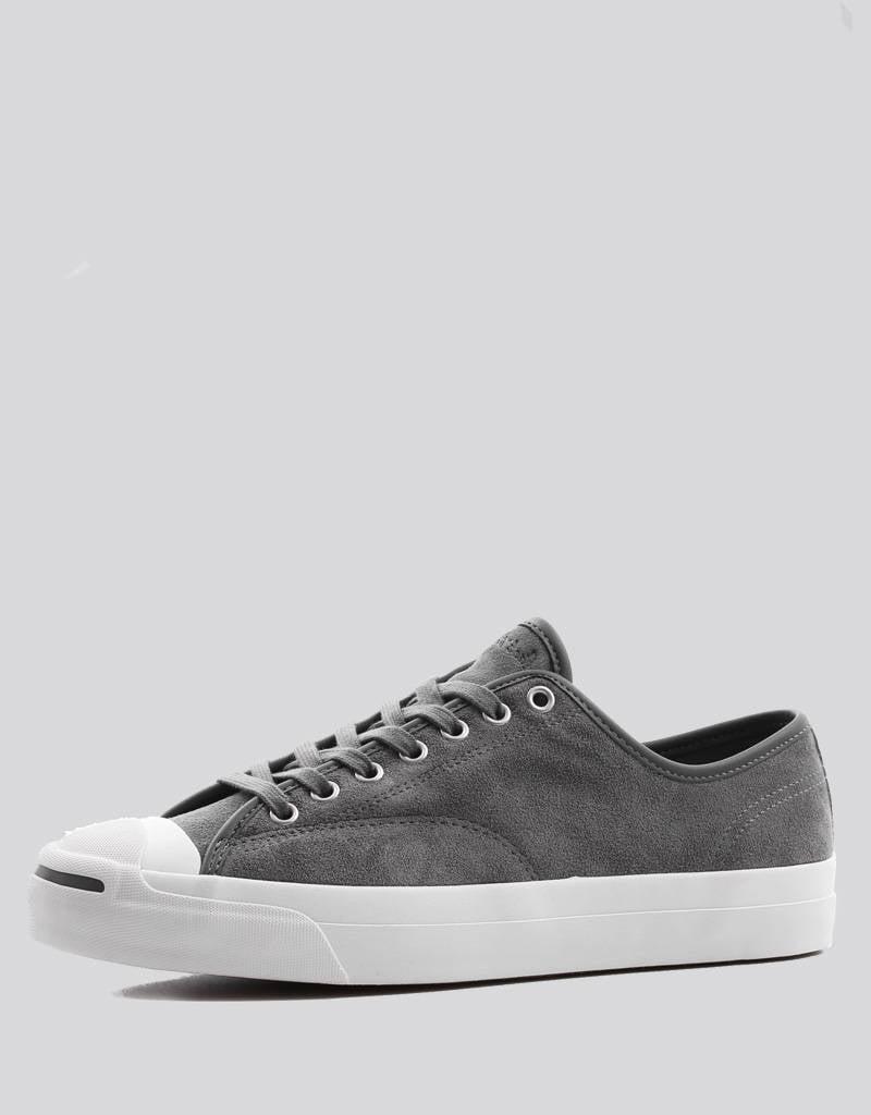 38650983ff39 Converse CONS - jp pro ox shoe - thunder grey white - RideFourEver