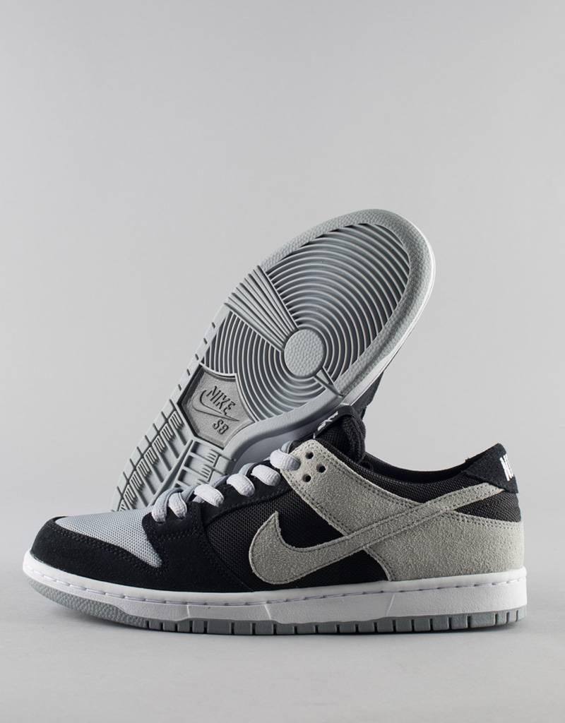 07bde9e7403 Nike SB - sb zoom dunk low pro - black wolf grey white - RideFourEver