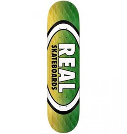 real parallel fade oval 8.38 deck