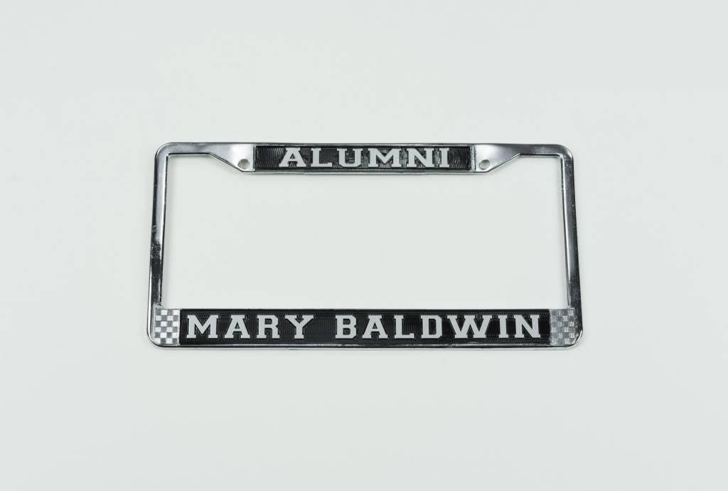 Spirit Products Alumni License Plate Frame