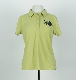 Russell Athletic Women's Polo (Gold)