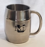 Spirit Products Stainless Steel Barrel Mug