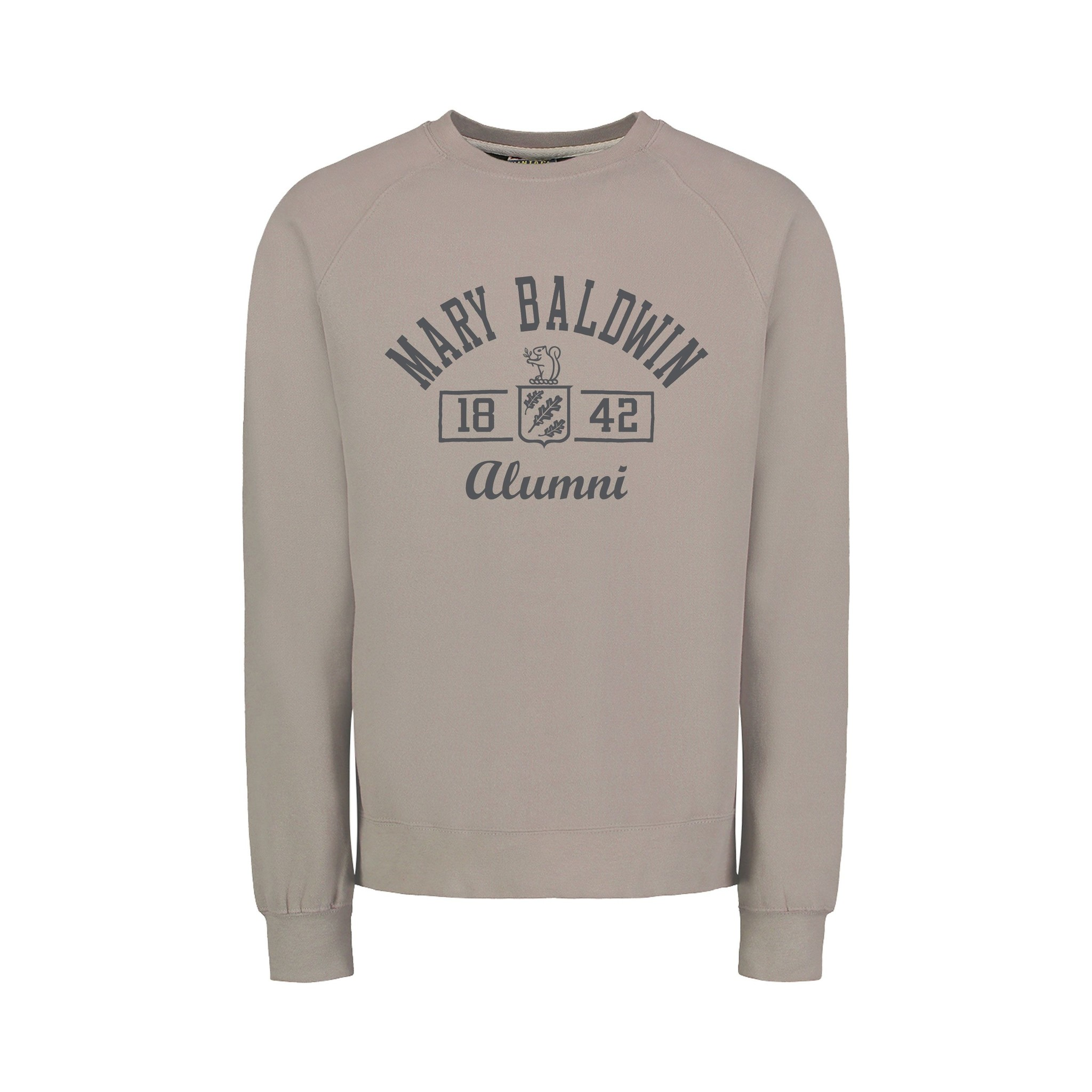 Alumni Sweatshirt 1842 w/Squirrel