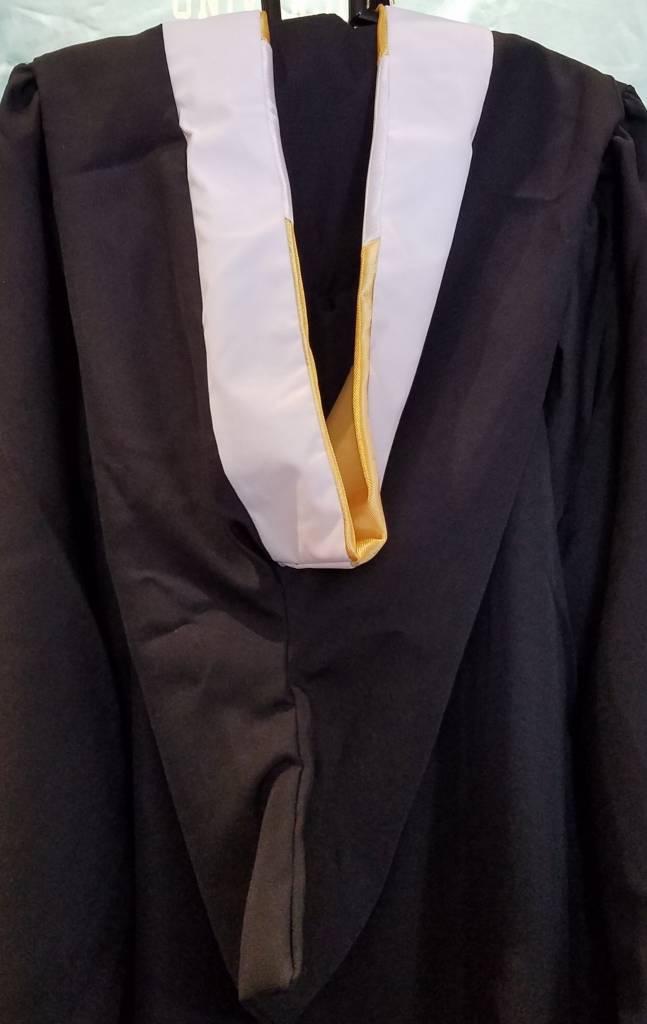 Bachelors Graduation Hood
