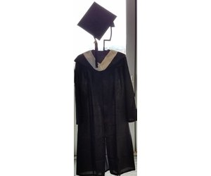 Bachelors Cap Gown And Tassel Unit Mary Baldwin Campus Store