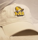 MV Fighting Squirrel Baseball Cap (White)