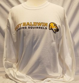 Fighting Squirrel Tee  (Long Sleeve)