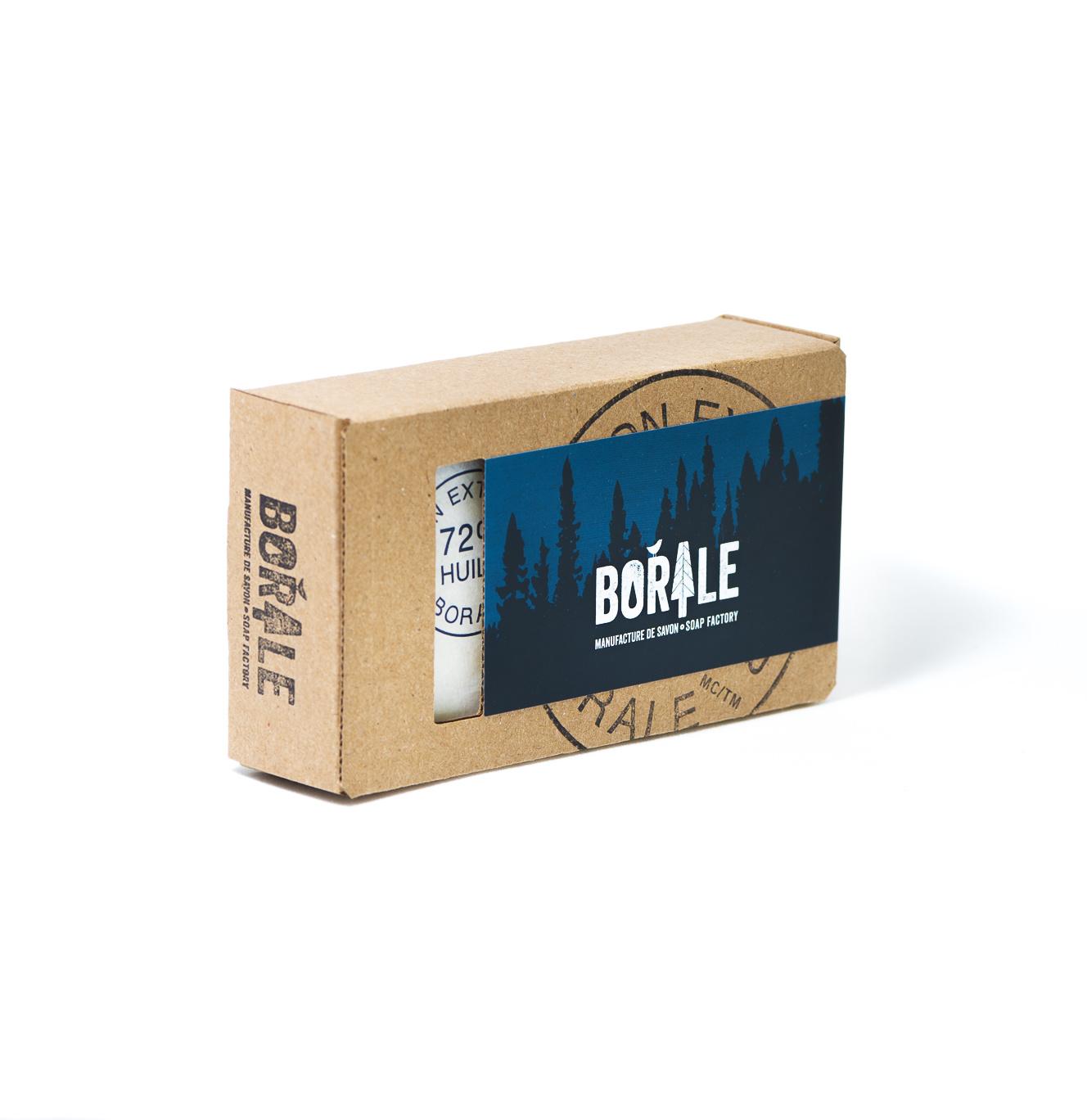 EXTRA PUR SOAP BAR #49 ÉPINETTE NOIRE 155 G