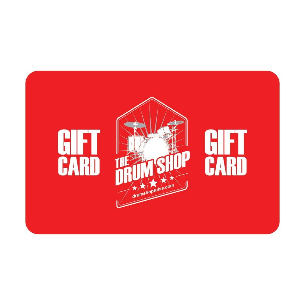 The Drum Shop The Drum Shop Gift Card