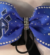 COLUMBUS Venuscats Competition Hair Bow 2016-17