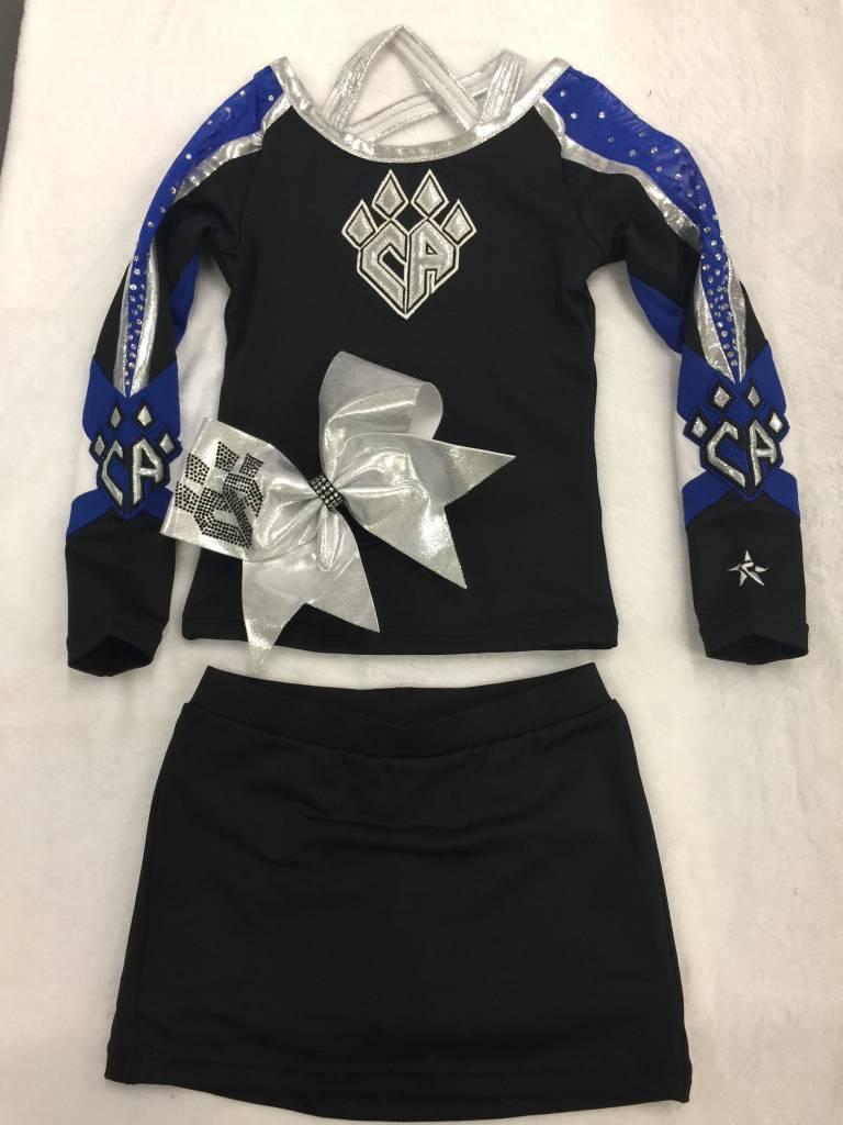All Star Prep: PLANO SilverKatz Uniform Bundle 2016-17