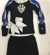 All Star Prep: PLANO WhiteKatz Uniform Bundle 2016-17