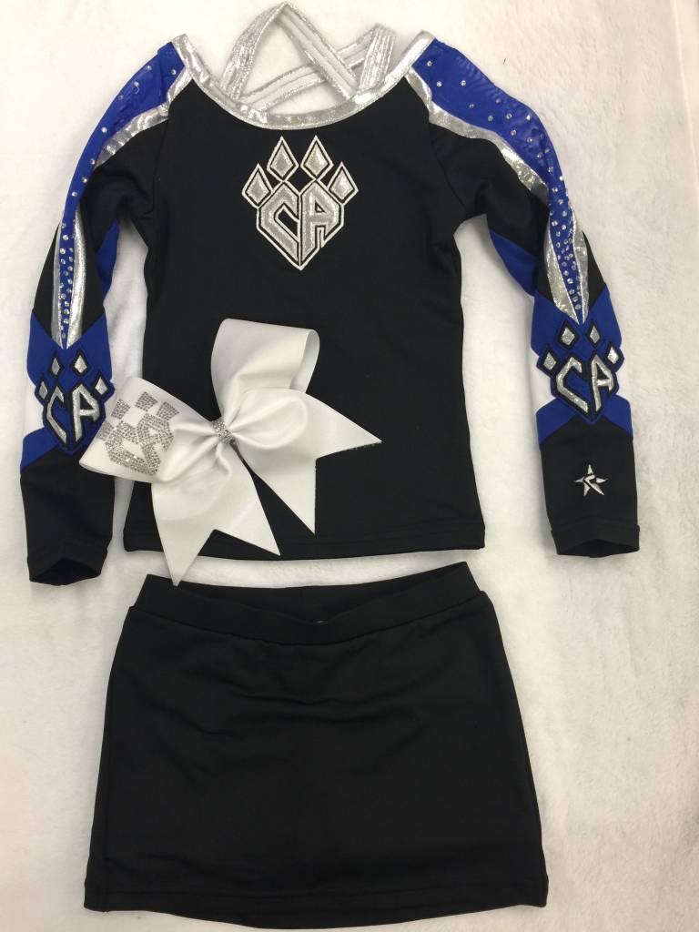 All Star Prep: PLANO WhiteKatz Uniform Bundle 2016-17