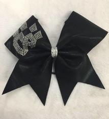 All Star Prep: CHARLOTTE BlacKatz Uniform Bow 2016-17