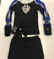 All Star Prep: CHARLOTTE BlacKatz Uniform Bundle 2016-17