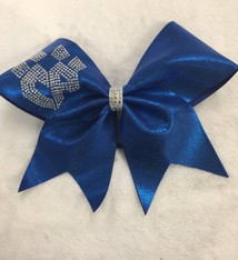 All Star Prep: CHARLOTTE BlueKatz Uniform Bow 2016-17