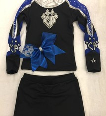 All Star Prep: CHARLOTTE BlueKatz Uniform Bundle 2016-17