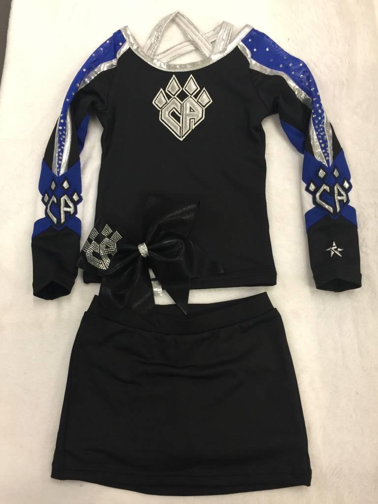 All Star Prep: FRISCO BlacKatz Uniform Bundle 2016-17