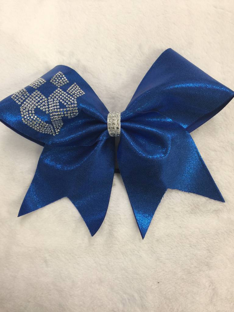 All Star Prep: FRISCO BlueKatz Uniform Bow 2016-17