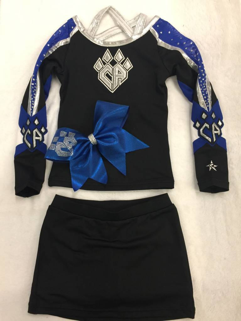 All Star Prep: COLUMBUS BlueKatz Uniform Bundle 2016-17