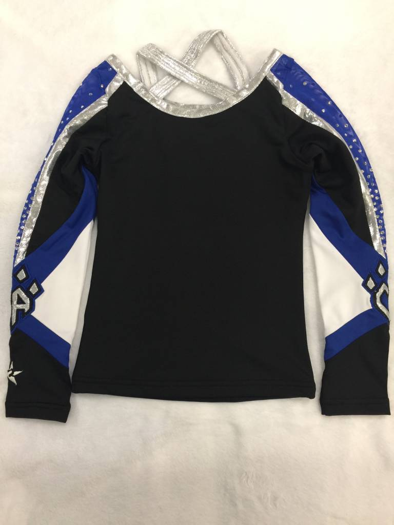 All Star Prep: COLUMBUS BlueKatz Uniform Top 2016-17