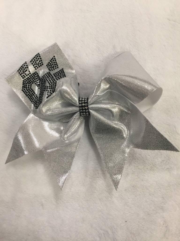 All Star Prep: AUSTIN SilverKatz Uniform Bow 2016-17
