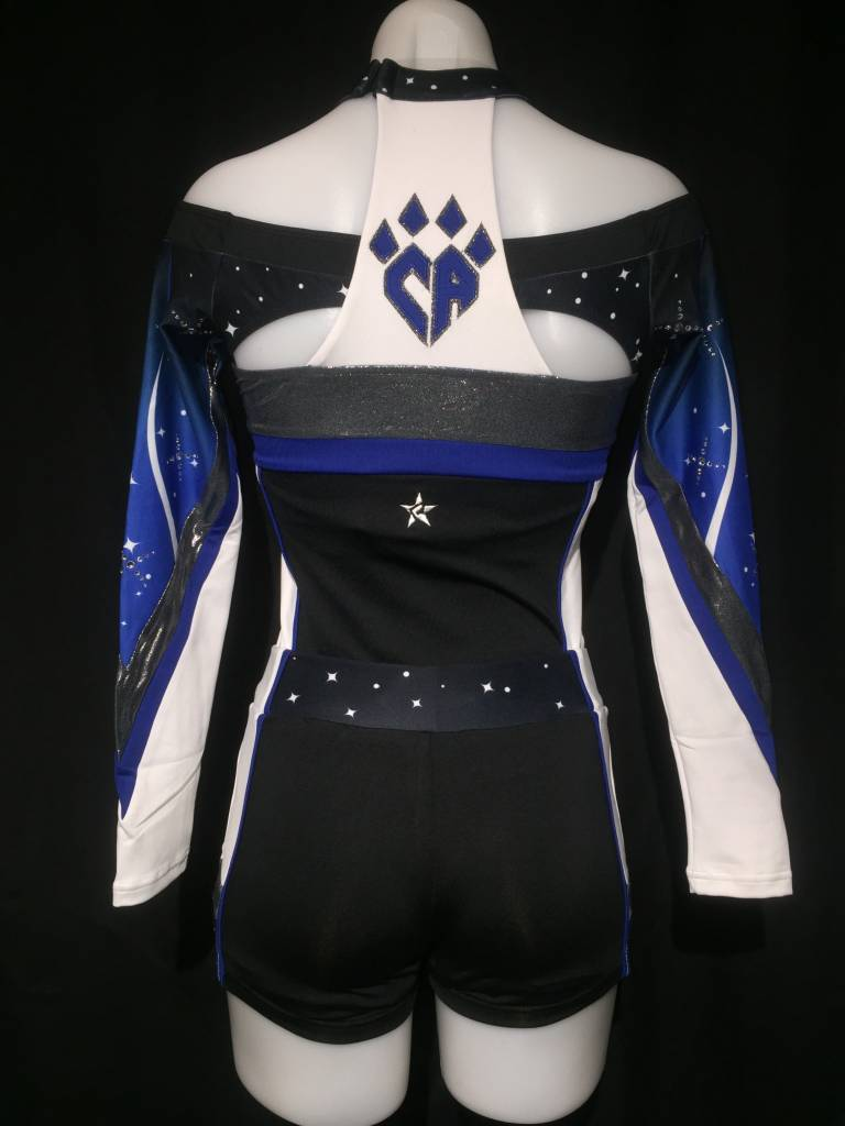 FRISCO NebulaCats Uniform Bodysuit 2016-17